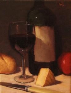 Epoisses & Rioja