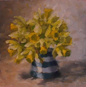 Jug of Daffs